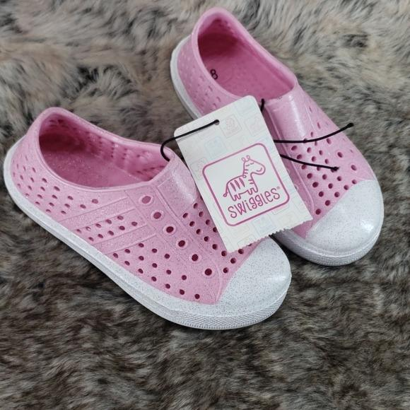 Toddlers Swiggles Slip On Shoes (Size 8)