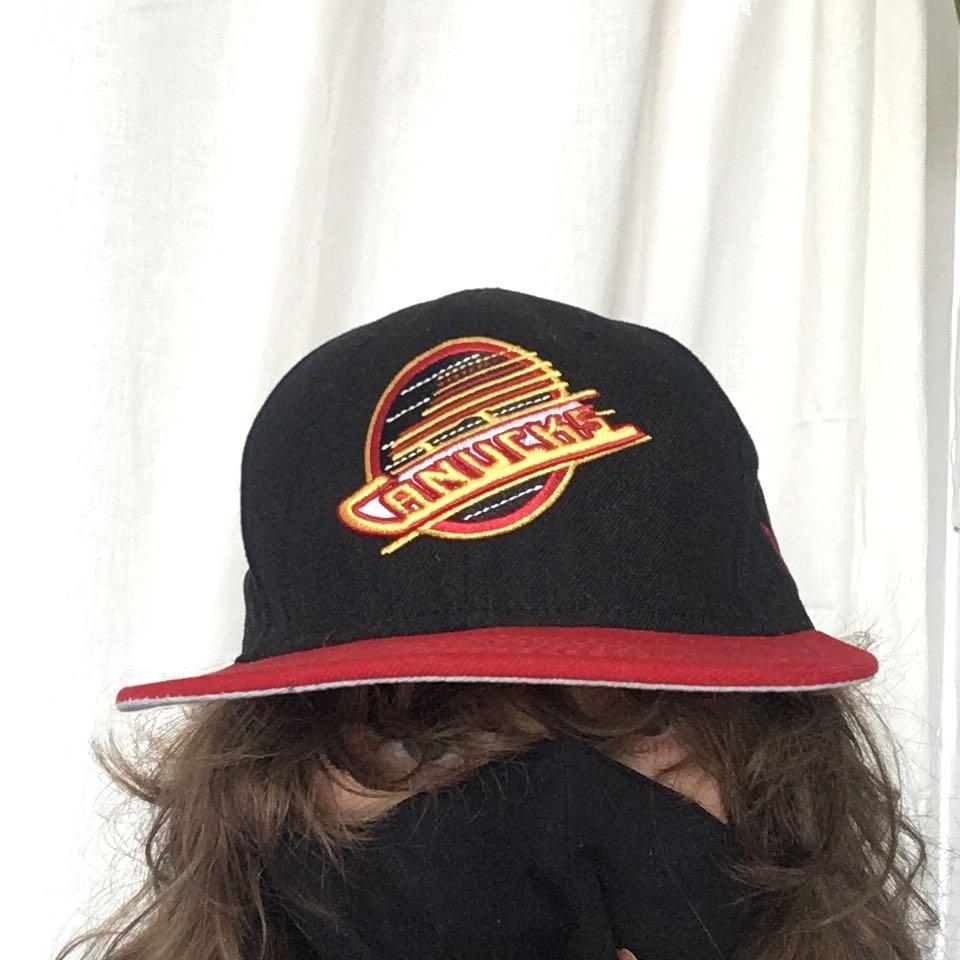 Vintage logo New Era SnapBack Canucks hat