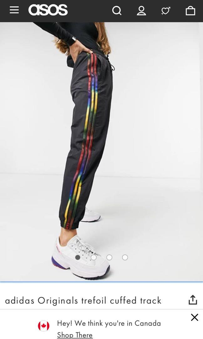 Women's adidas joggers, never worn or washed