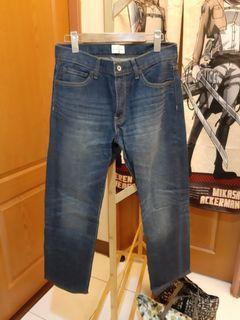 (買一送一)男生牛仔褲,31(net, stockton 品牌)