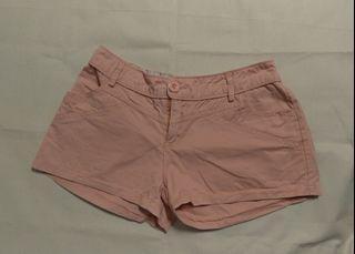 斷捨離★粉橘色短褲