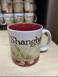 星巴克 上海杯 城市杯 starbucks