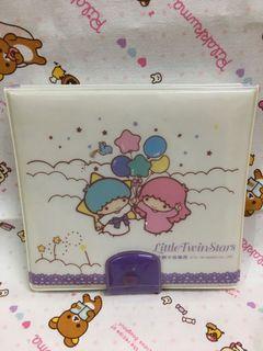 日本 Sanrio 三麗鷗 雙子星  kikilala 許願卡收集冊 二手