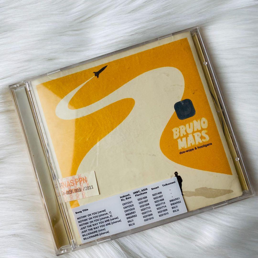 Album Bruno Mars