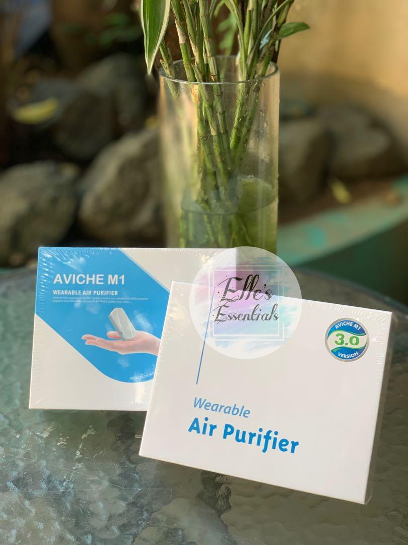 AVICHE M1 Personal Air Purifier Necklace (V3.0)