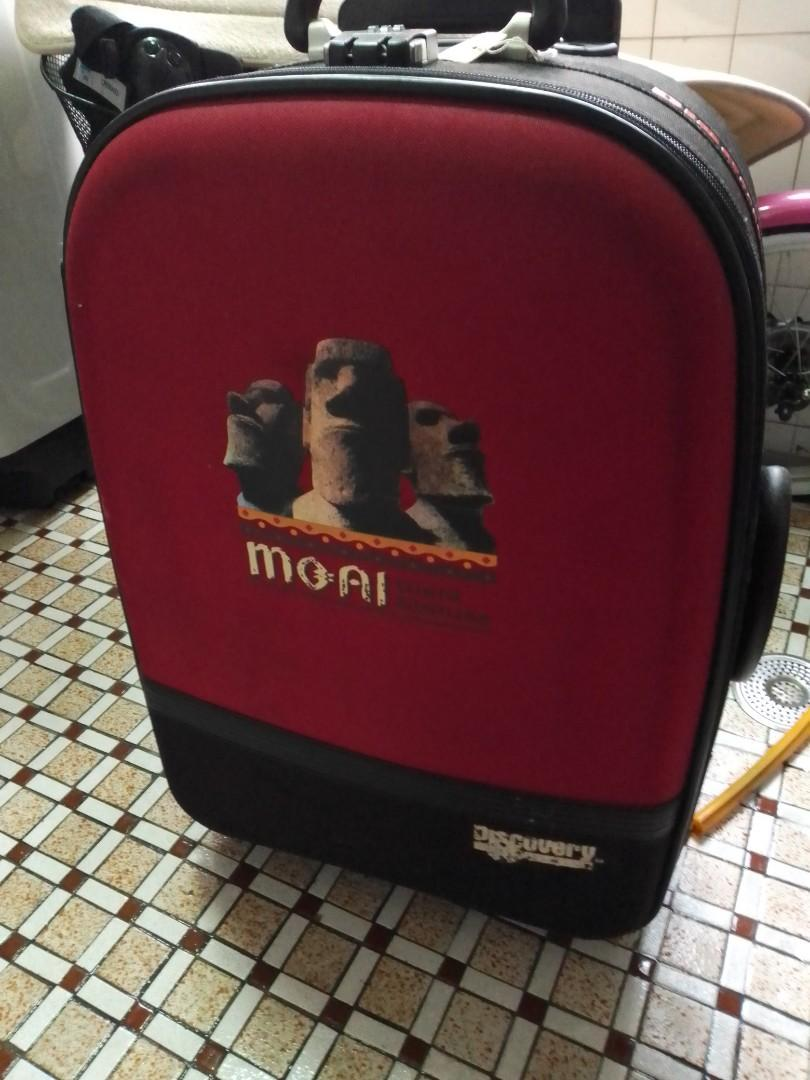 Discover 行李箱 放置多年 品項還不錯 好的 原買6900