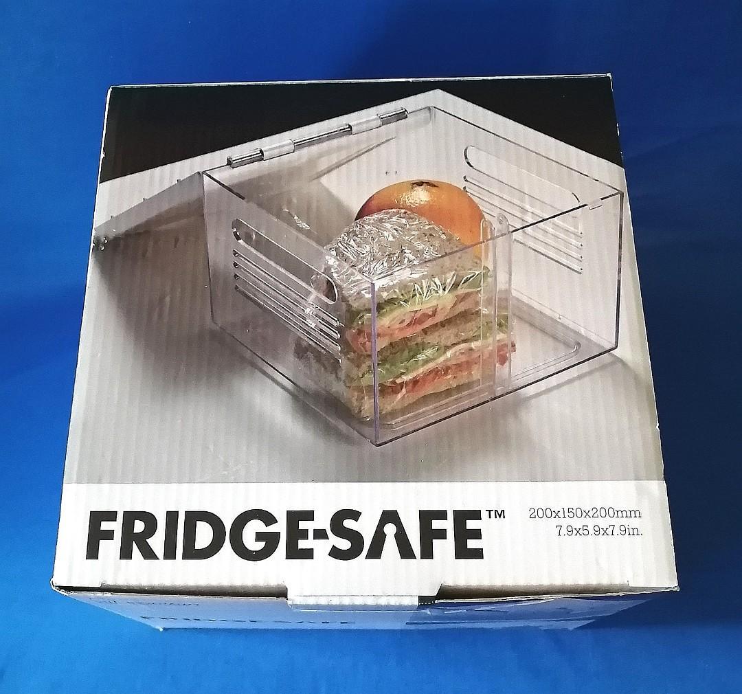 Fridge Safe