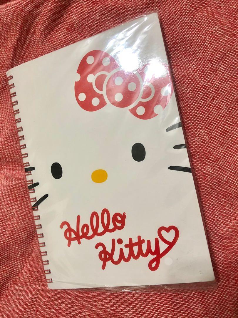 Hello Kitty筆記本