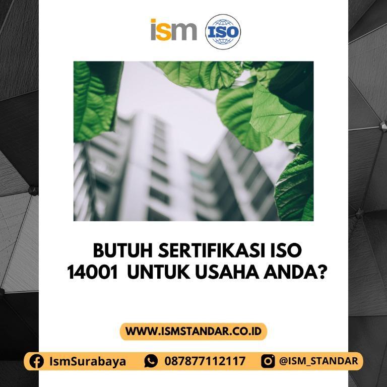 ISO 14001 SURABAYA