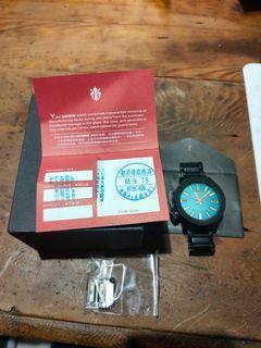 License MKII 經典手榴彈造型手錶
