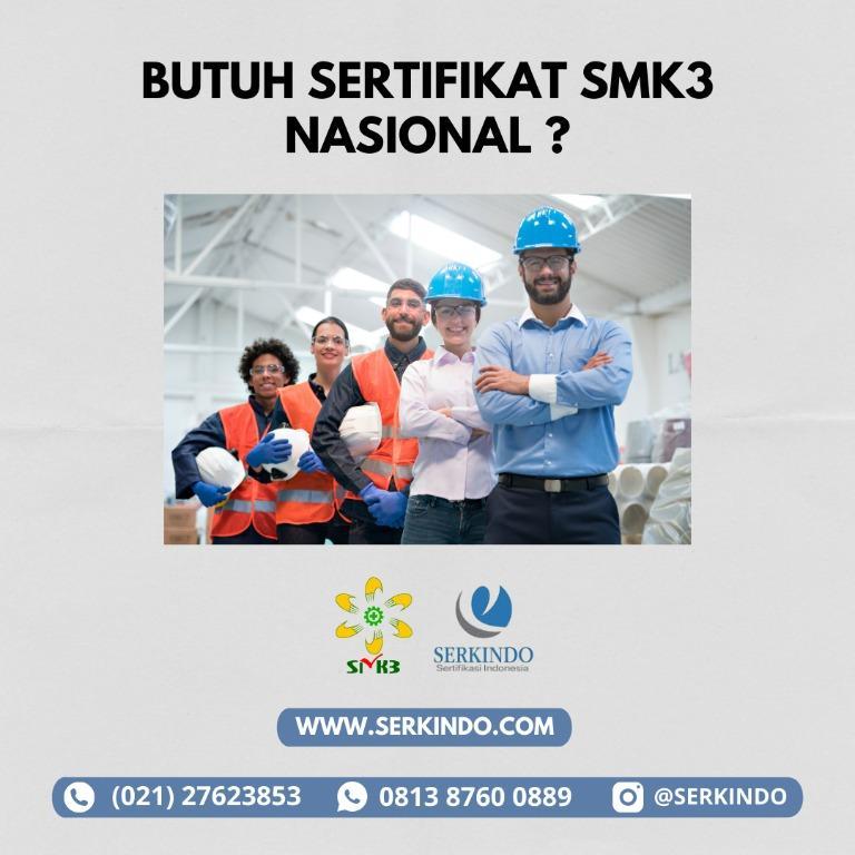 smk3 sertifikasi