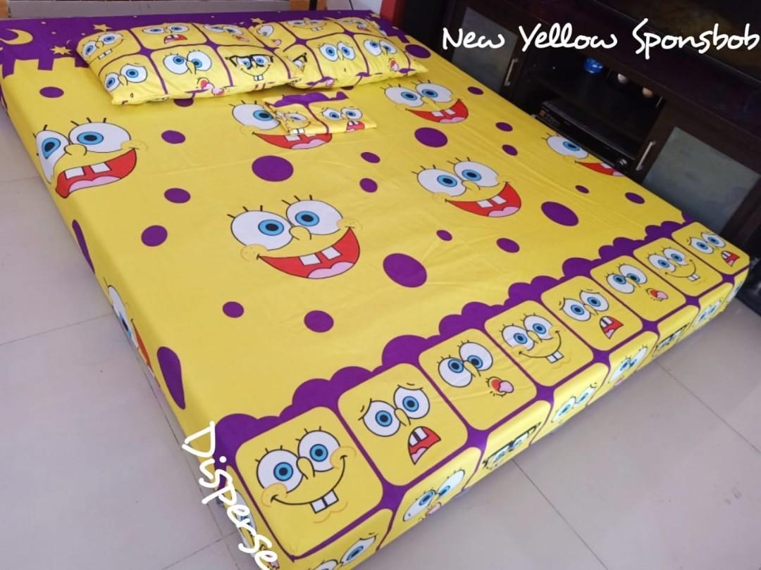 Sprei SpongeBob
