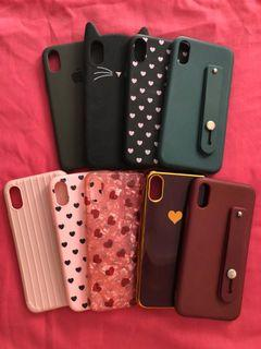 Take all iPhone X / XS cases