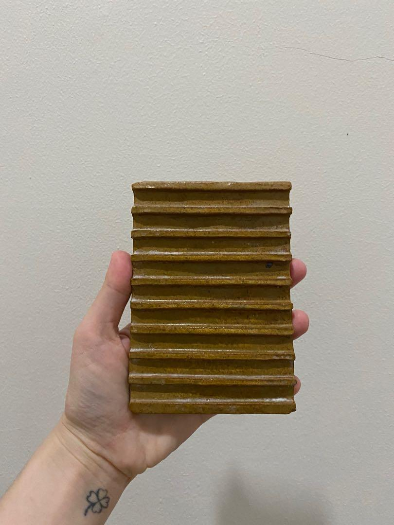 Tana Ceramics Soap Holder / Tempat Sabun