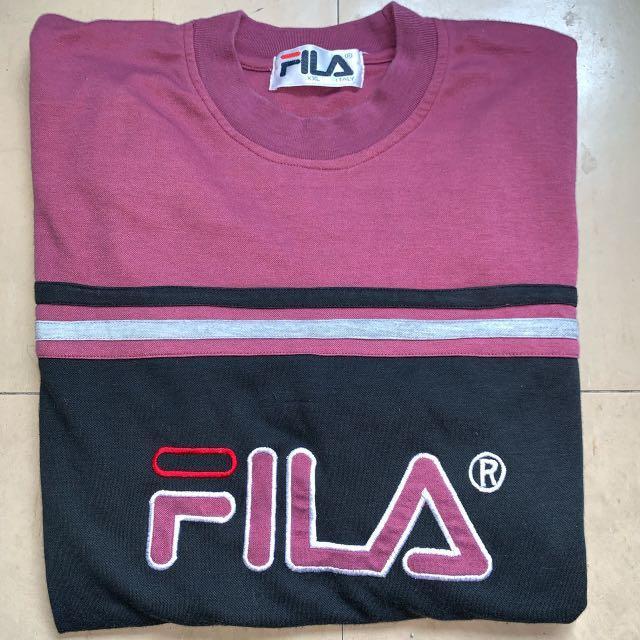 Vintage FILA tee