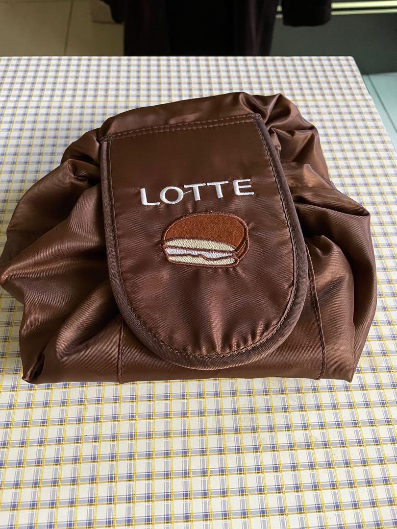 樂天巧克力派🍫束口袋
