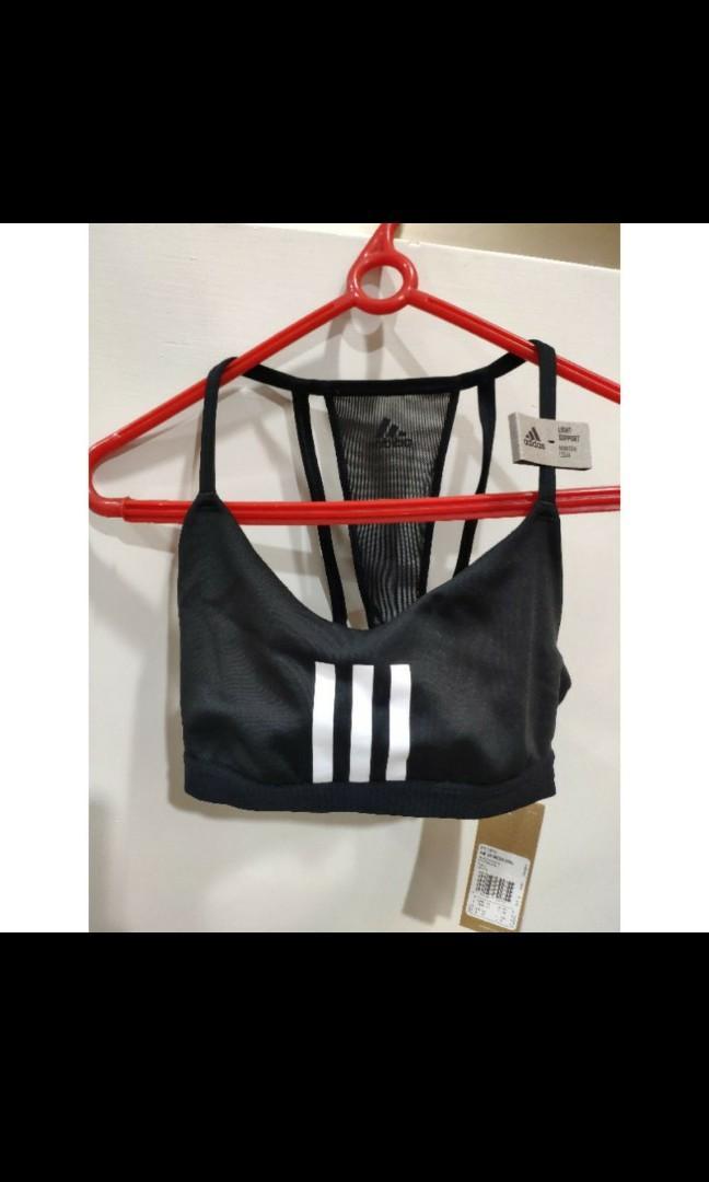 Adidas網紗運動內衣