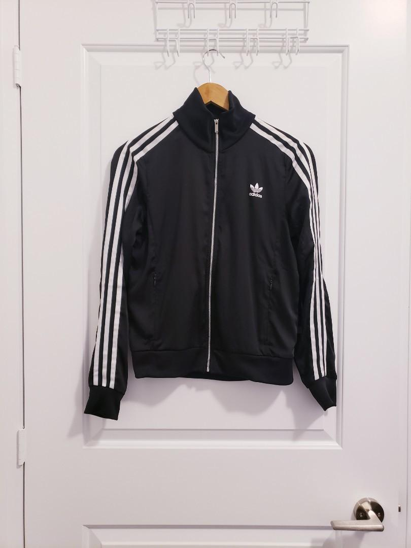 Adidas Zip Up Sweater - Size S