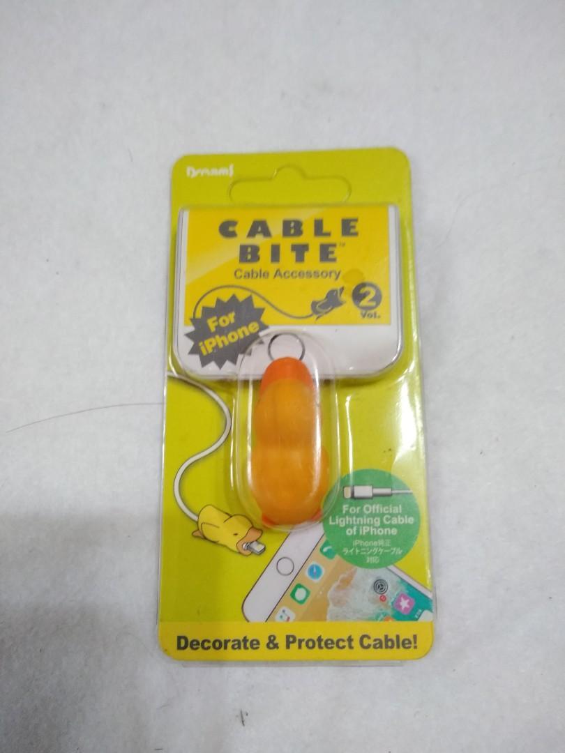 Cable bite