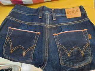 Edwin pants