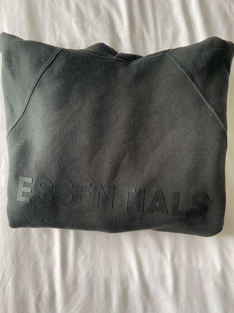 ESSENTIALS FEAR OF GOD HOODIE SIZE XS