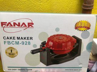 Fanar Cake Maker
