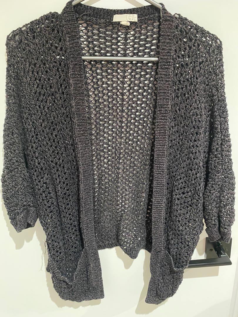 Garage knit sweater size xsmall/small