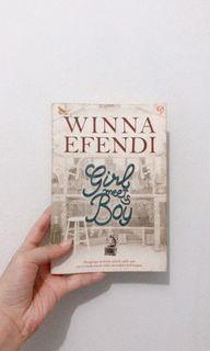 Girl Meets Boy - Novel romance remaja fiksi