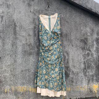 iblues 專櫃  藝術家氣息 洋裝