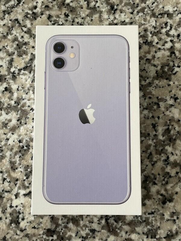 iPhone 11 - 64GB, Purple, Excellent Condition