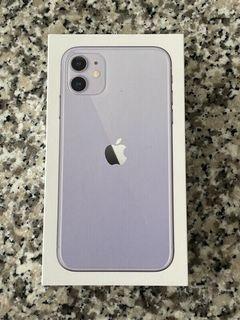 iPhone 11 - 64GB, Purple, Excellent Condition