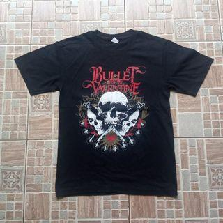 Kaos Band Bullet For My Valentine