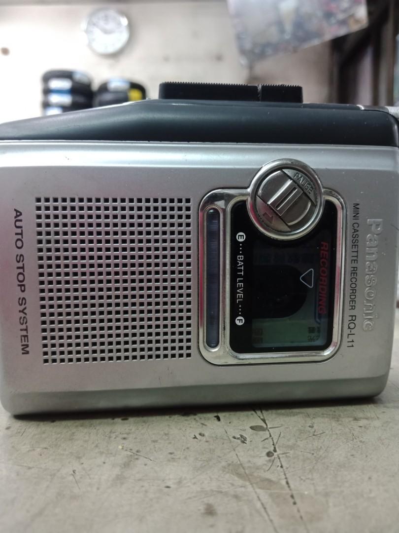 Panasonic國際牌錄音機