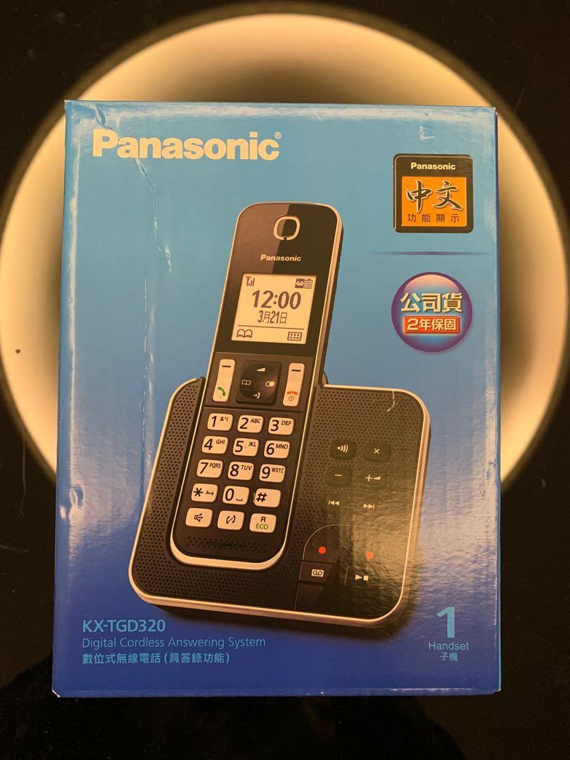 Panasonic 國際牌無線電話