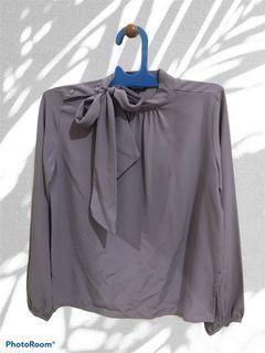 Preloved Lilac Blouse - The Executive