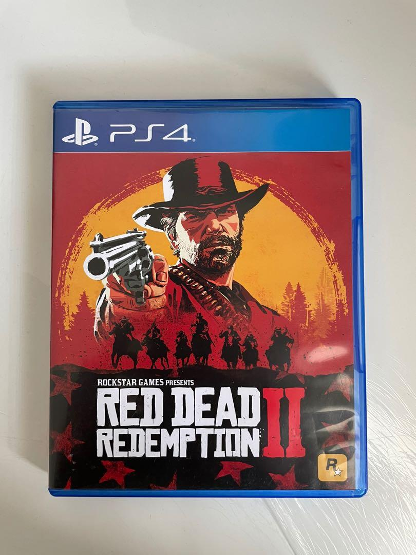 Red Dead Redemption 2 PS4 reg 3
