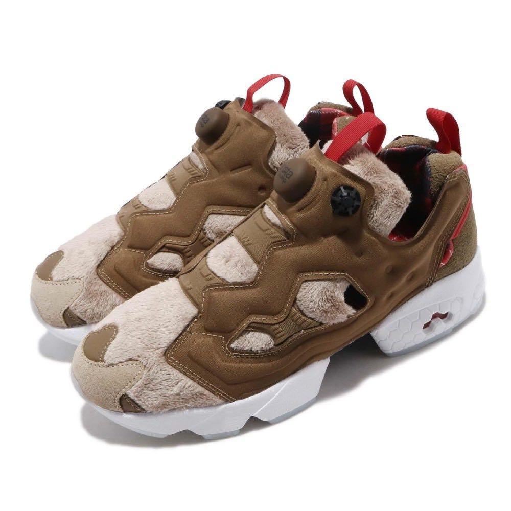 REEBOK INSTAPUMP FURY OG Xmas 男鞋/女鞋 運動休閒鞋 聖誕節款