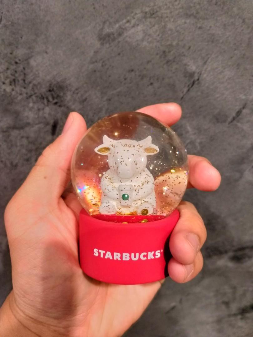 Starbucks Globes Ox CNY Year 2021