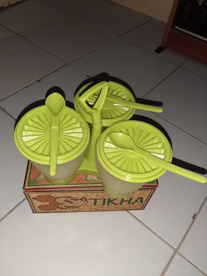 Free ongkir jabodetabek Tupperware