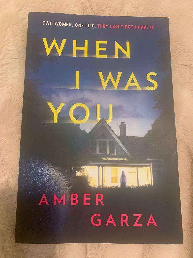 When I Was You- Amber Garza