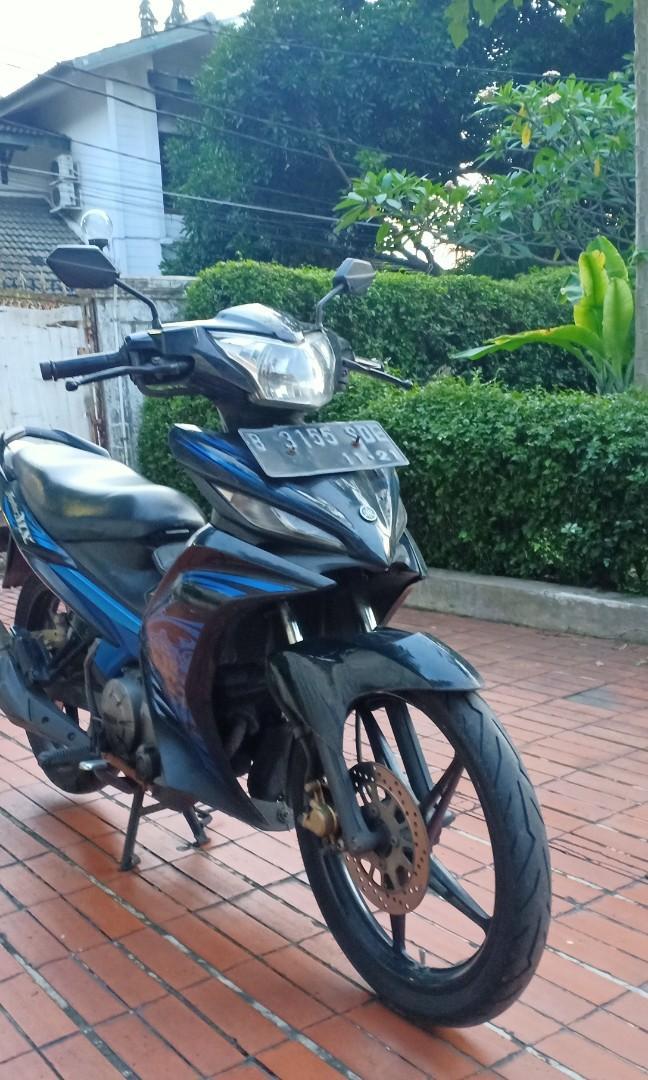 Yamaha Jupiter MX grees