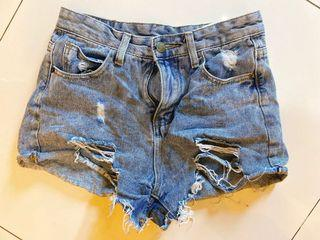 好刷色夏日必備牛仔短褲