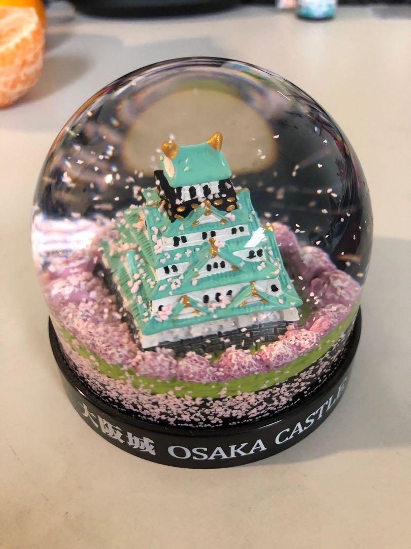 大阪城水晶球🔮(日本帶回來的)