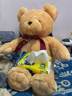 泰迪熊大娃娃