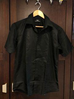 黑色襯衫(M)