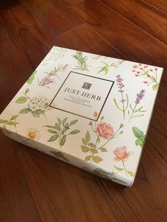 香草集 精選雙茶禮盒 附提袋