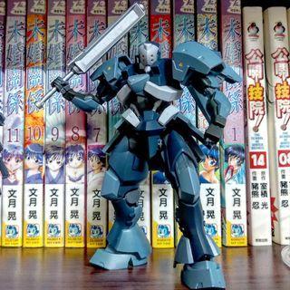 漏影 鐵血 鋼彈 Gundam