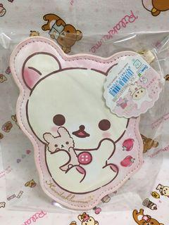 日本 san-x 拉拉熊 懶懶熊 懶妹證件套