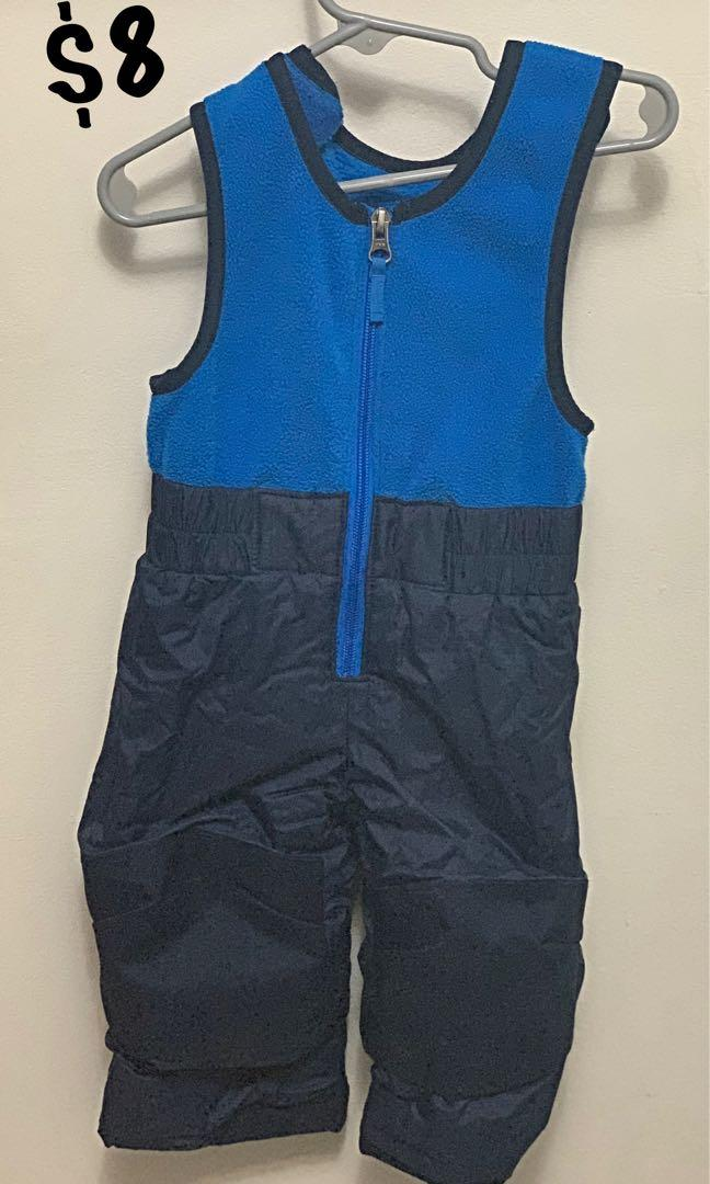 Brand new Columbia infant boys snowpants sz 12-18m