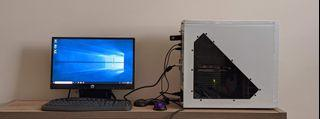 Desktop PC with Accessories - AMD FX-8350, 16GB RAM, EVGA GE FORCE 760 *Price Negotiable*